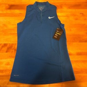 Nike Golf AeroReact Sleeveless Polo Women's Small